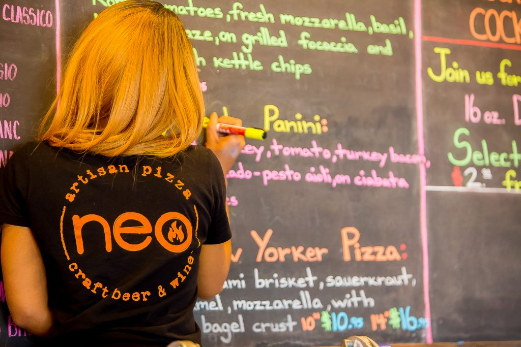 neo pizza columbia